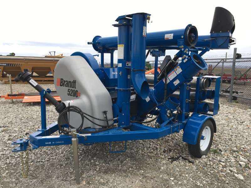 Brandt 5200EX Grain Vac For Sale