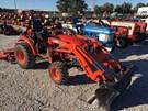 Tractor For Sale:  2011 Kioti CK20SHI , 20 HP