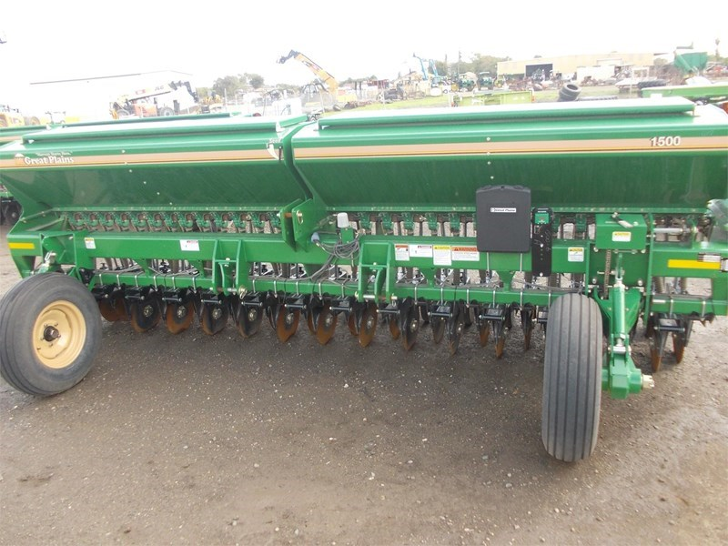 2016 Great Plains 1500 Grain Drill For Sale