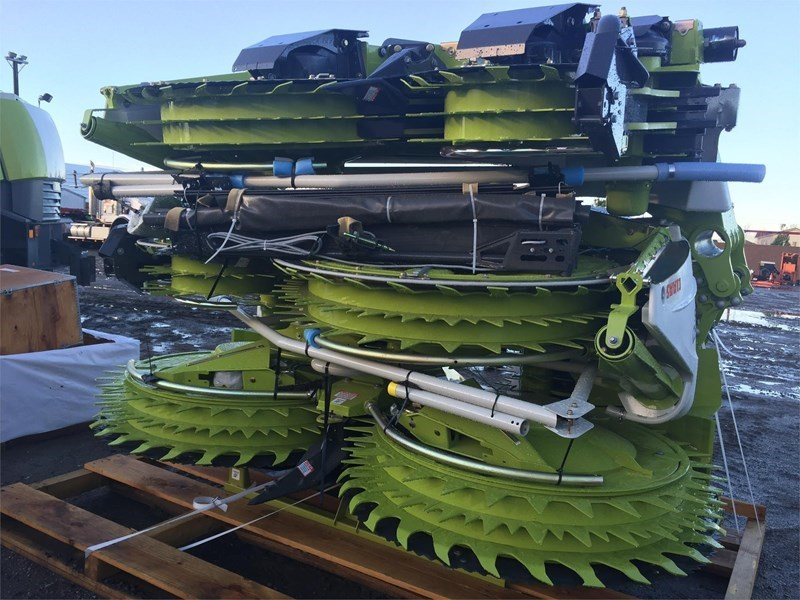 2015 CLAAS ORBIS 750 Forage Head-Rotary For Sale