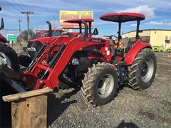 Tractor For Sale 2015 Case IH FARMALL 120C , 120 HP
