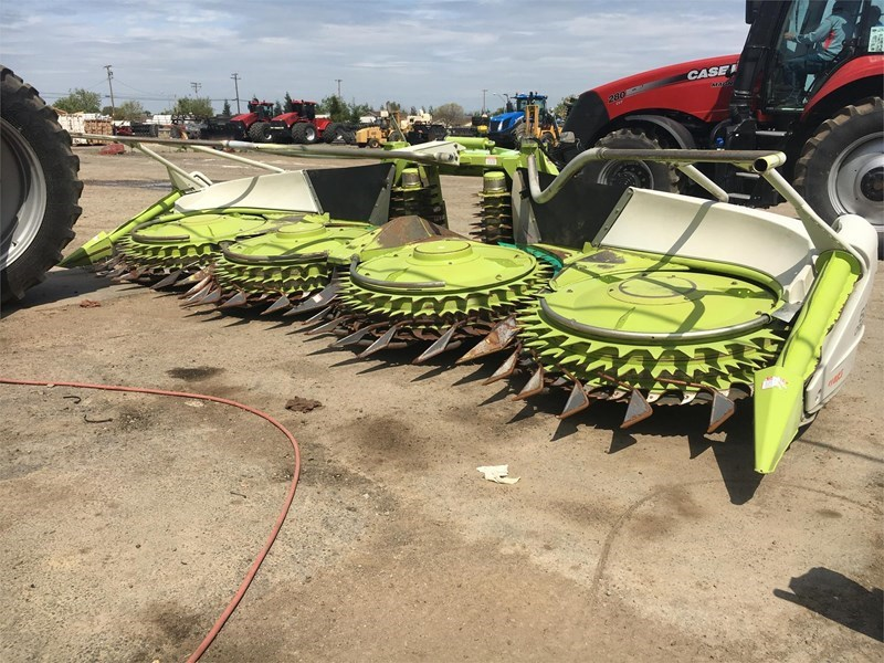 2013 Claas ORBIS 600 Forage Head-Rotary For Sale