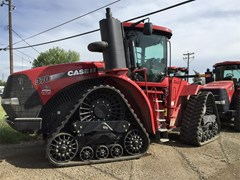 Tractor  2014 Case IH STEIGER 370 ROWTRAC , 370 HP