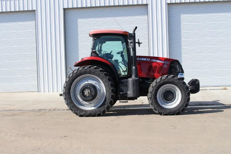 2015 Case IH PUMA 150 CVT Tractor