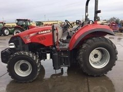 Tractor For Sale 2015 Case IH FARMALL 105C , 105 HP
