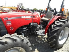 Tractor  2015 Case IH FARMALL 75A , 75 HP