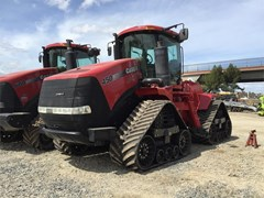 Tractor For Sale 2014 Case IH STEIGER 450 QUADTRAC , 450 HP