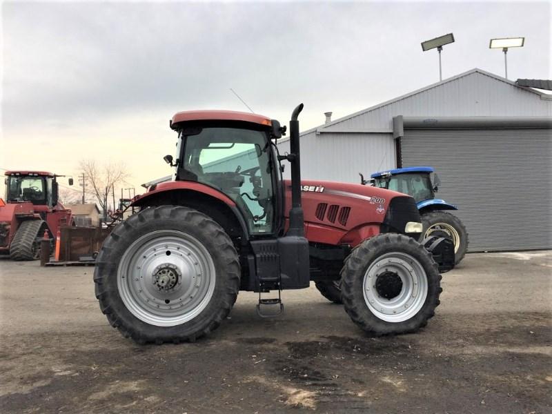 2015 Case IH PUMA 200 CVT Tractor