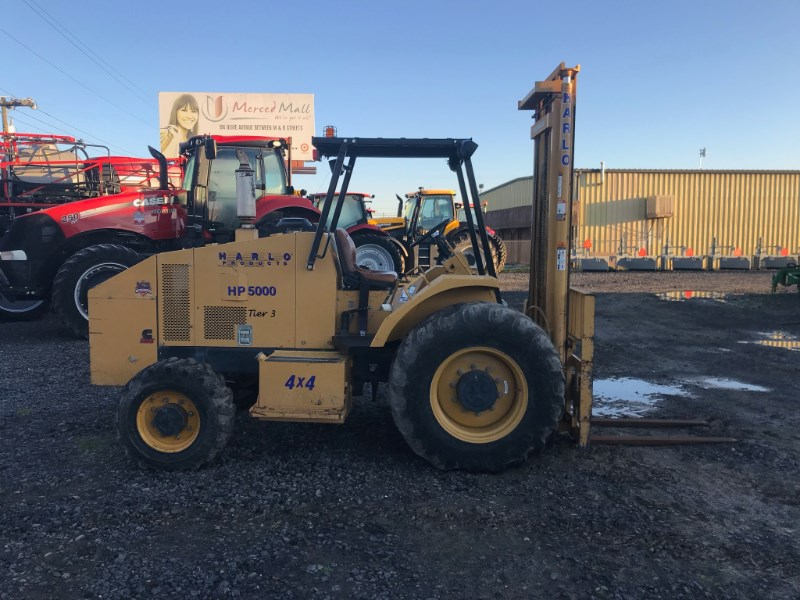 2016 Harlo HP5000 Lift Truck/Fork Lift-Industrial For Sale