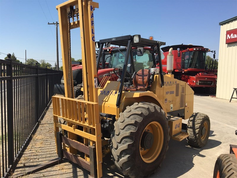 2015 Harlo HP5000 Lift Truck/Fork Lift-Industrial For Sale