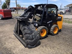 Skid Steer  2015 JCB 155 , 56 HP