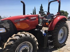 Tractor  2016 Case IH FARMALL 120A , 120 HP
