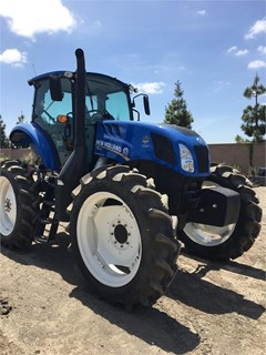 Tractor  2015 New Holland T4.120 , 117 HP