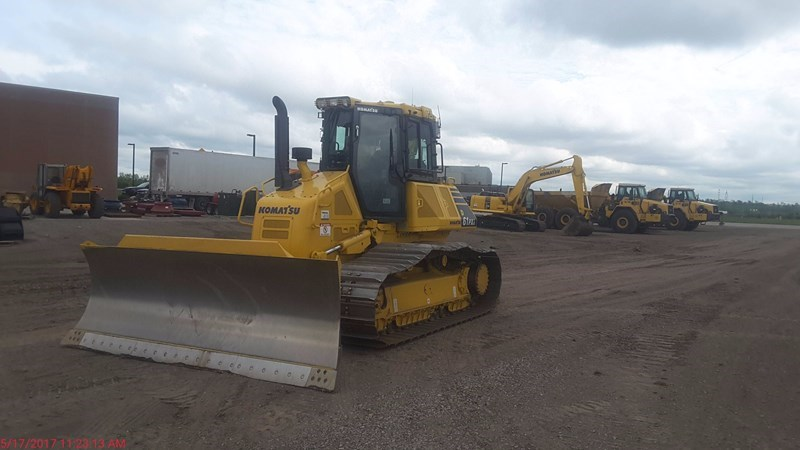2016 Komatsu D61PXI-23 Crawler Tractor For Sale