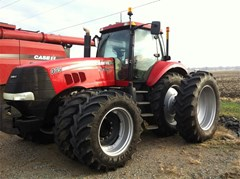 Tractor For Sale:  2011 Case IH MAGNUM 335 , 330 HP
