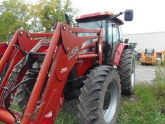 Tractor For Sale Case IH MXM140 , 115 HP