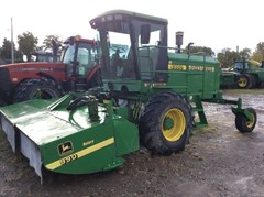 Windrower For Sale:  2000 John Deere 4990