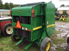 Baler-Round For Sale:  2009 John Deere 448