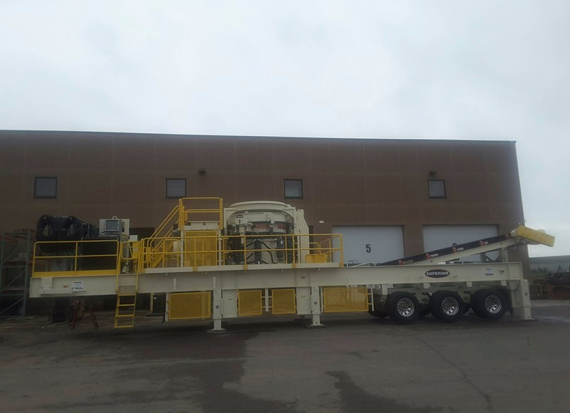 2016 Superior P400RD Crusher - Cone For Sale