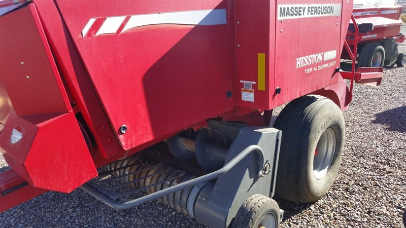 Massey Ferguson 1843S Baler-Square For Sale
