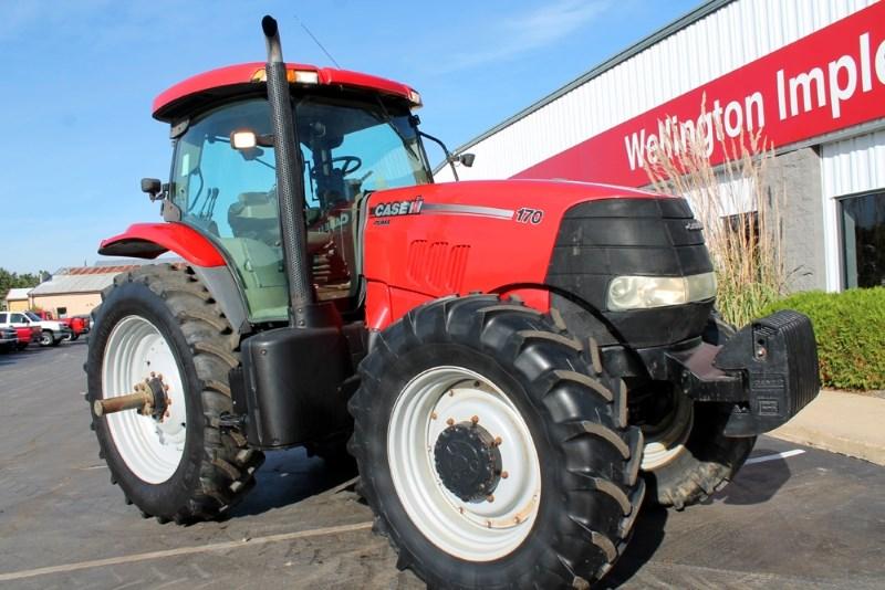 2012 Case IH Puma 170 Tractor For Sale