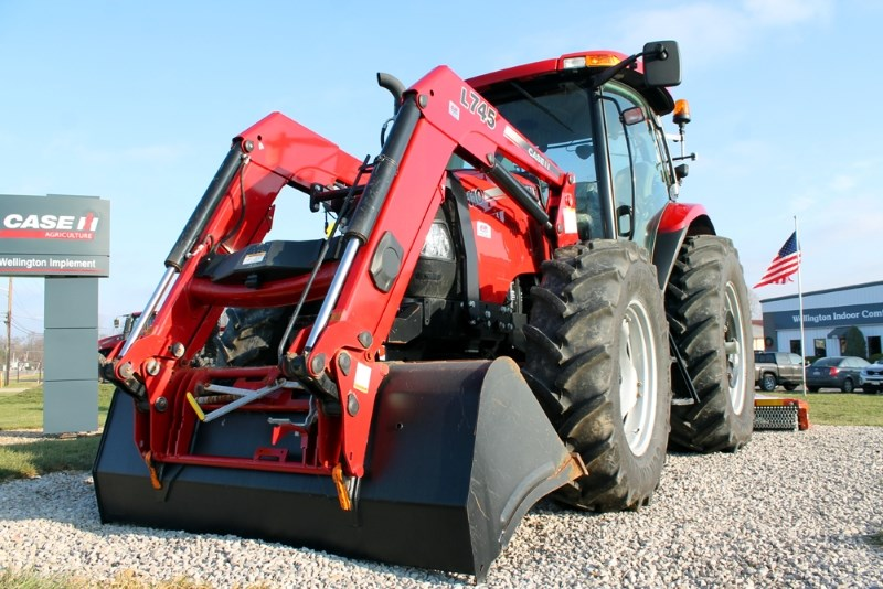 2015 Case IH Maxxum 110 MC Tractor For Sale