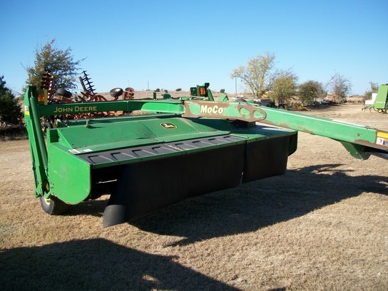2005 John Deere 535 Mower Conditioner For Sale