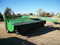 Mower Conditioner For Sale:  2005 John Deere 535