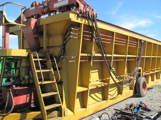 KBH module builder Cotton Equipment Handling and Transportation For Sale