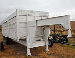 Utility Trailer For Sale:  1989 Other 89-24X8