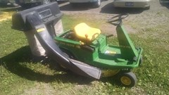Riding Mower For Sale:  1988 John Deere RX75 , 9 HP