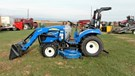 Tractor For Sale:  2012 New Holland BOOMER 25 , 27 HP