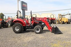 Tractor  2016 Case IH FARMALL 75C , 74 HP