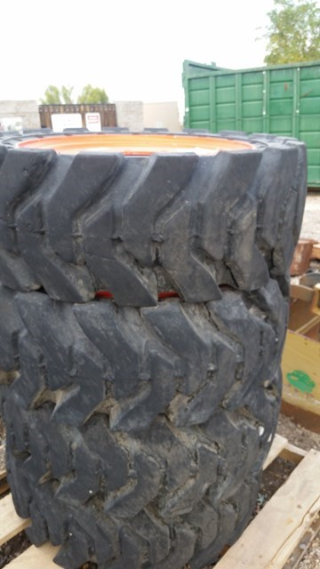 TY Cushion Tire LLC 33X12-20F2A Wheels and Tires