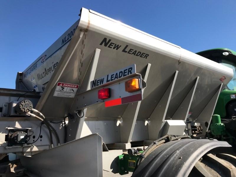2016 New Leader NL200G4 Fertilizer Spreader For Sale