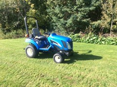 Tractor For Sale:  2006 New Holland TZ22DA