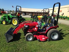 Tractor For Sale 2015 Mahindra EMAX22 , 22 HP