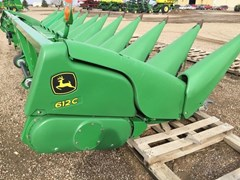 Header-Corn For Sale:  2010 John Deere 612C