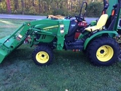 Tractor For Sale 2015 John Deere 2025R , 25 HP