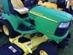 Riding Mower For Sale:  2003 John Deere X475 , 23 HP