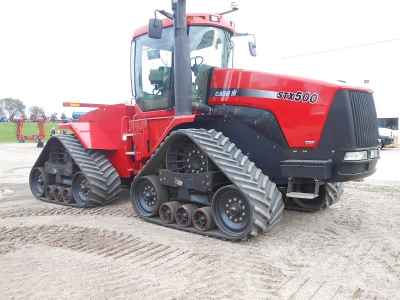 2004 Case IH STX500QA Tractor For Sale