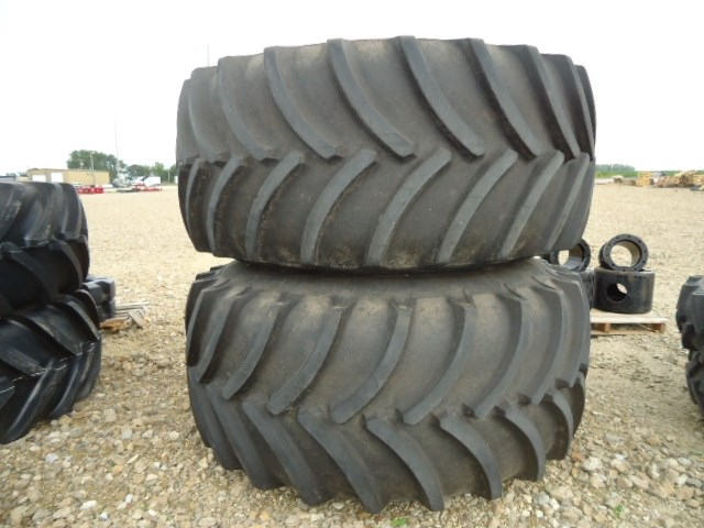 Goodyear 900/75R32 Wheels and Tires For Sale