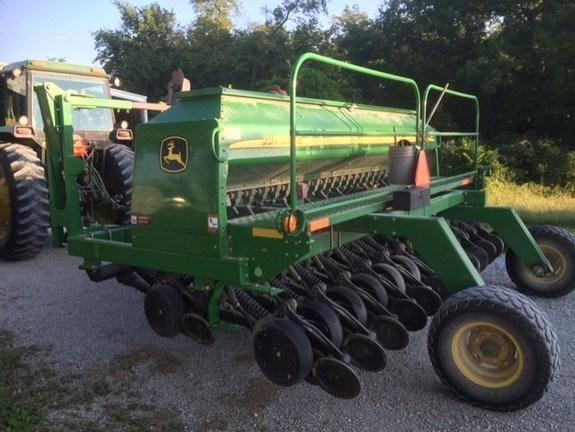 2014 John Deere 1590 Grain Drill For Sale