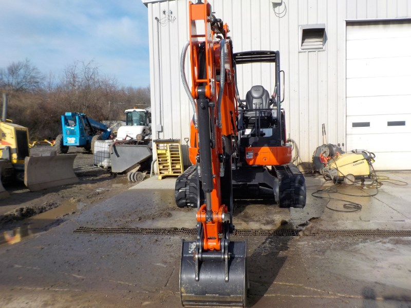 2016 Kubota U55-4R1 Excavator-Mini