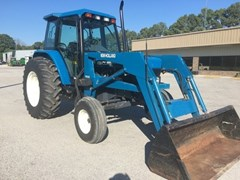 Tractor For Sale:  1996 New Holland 7740 , 95 HP