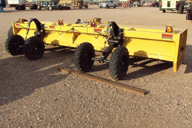 2008 Alloway CD18 Flail Mower For Sale
