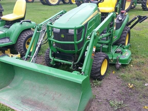 John Deere 1026r Loader Snow Plow : John deere r tractor for sale z m ag and turf