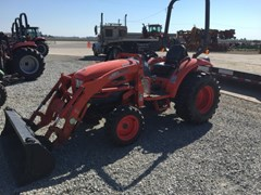 Tractor For Sale:  2008 Kioti CX25 , 25 HP