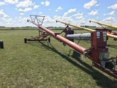 Auger-Portable For Sale:  2010 Sudenga 1071