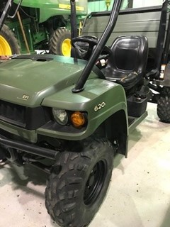 Utility Vehicle For Sale:  2007 John Deere XUV 620I OLIVE